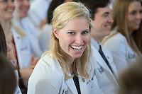 Leah Fox. Class of 2016 White Coat Ceremony.