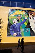 Father Miguel Hidalgo, statue, Dolores Hidalgo, Guanajuato, Mexico