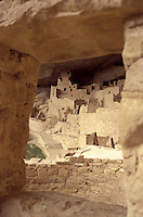 Cliff Palace in Mesa Verde National Park, Colorado, USA