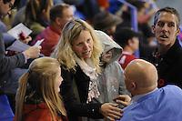 SCHAATSEN: CALGARY: Olympic Oval, 09-11-2013, Essent ISU World Cup, Tony de Jong-Knoll, ©foto Martin de Jong