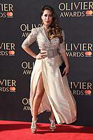 Preeya Kalidas at The Olivier Awards 2017 at the Royal Albert Hall, London, UK. <br /> 09 April  2017<br /> Picture: Steve Vas/Featureflash/SilverHub 0208 004 5359 sales@silverhubmedia.com