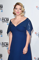 LONDON, UK. October 14, 2016: Lea Seydoux at the London Film Festival 2016 premiere of &quot;It's Only the End of the World&quot; at the Odeon Leicester Square, London.<br /> Picture: Steve Vas/Featureflash/SilverHub 0208 004 5359/ 07711 972644 Editors@silverhubmedia.com