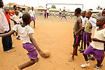 Kenya students - Soccer, Play