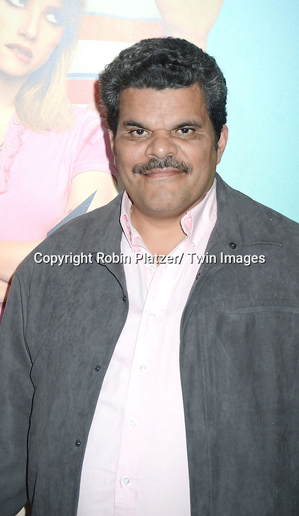 """Luis Guzman attends the World Premiere of """"We're The Millers"""" on August 1, 2013 at the Ziegfeld Theatre in New York City. The movie stars Jennifer Aniston, Jason Sudeikis, Emma Roberts, Kathryn Hahn, Will Poulter, Ed Helms and Luis Guzman."""