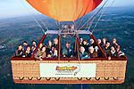 20100614 JUNE 14 CAIRNS HOT AIR BALLOONING