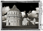 The Duomo &amp; Leaning Tower of Pisa, Italy