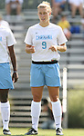 North Carolina's Whitney Engen on Sunday September 17th, 2006 at Koskinen Stadium on the campus of the Duke University in Durham, North Carolina. The University of North Carolina Tarheels defeated the University of Florida Gators 1-0 in an NCAA Division I Women's Soccer game.