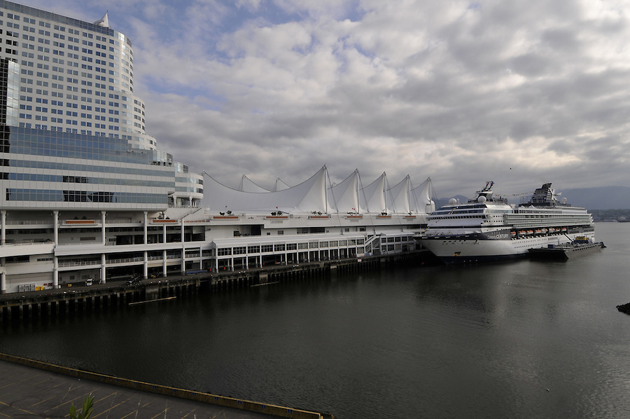 The Sails At Canada Place Cruise Ship Terminal Designed
