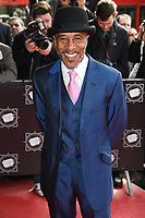Danny John Jules at the TRIC Awards 2017 at the Grosvenor House Hotel, Mayfair, London, UK. <br /> 14 March  2017<br /> Picture: Steve Vas/Featureflash/SilverHub 0208 004 5359 sales@silverhubmedia.com