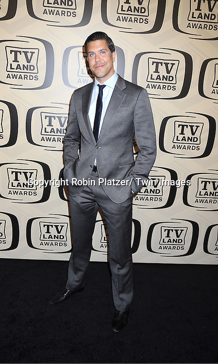 Fredrik Eklund of Million Dollar Listings NY arrives at The 10th Annual TV Land Awards on April 14, 2012 at the Lexington Avenue Armory  in New York City.