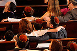 Hebrew Wizards Rosh Hashonah service led by founder/spiritual leader Deborah Salomon, Cantor Kenneth Cohen,pianist Jon Cobert, and guitarist/singer Lizzie Peress-Swan.