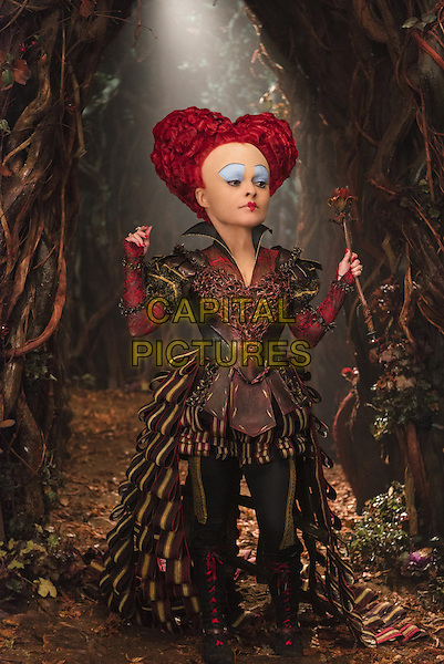 Alice Through the Looking Glass (2016) <br /> Helena Bonham Carter<br /> *Filmstill - Editorial Use Only*<br /> CAP/KFS<br /> Image supplied by Capital Pictures