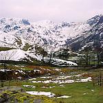 Snow on Mountains, Kirkstone Pass, Lake District