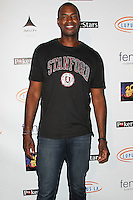 HOLLYWOOD, LOS ANGELES, CA, USA - SEPTEMBER 18: Jason Collins arrives at the 'Get Lucky For Lupus' 6th Annual Poker Tournament held at Avalon on September 18, 2014 in Hollywood, Los Angeles, California, United States. (Photo by Celebrity Monitor)
