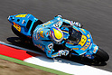 July 3, 2010 - Catalunya, Spain - Rizla Suzuki MotoGP Team's Spanish Alvaro Bautista takes a curve during a free Moto GP practice session at Catalunya 3, 2010. (Photo Andrew Northcott/Nippon News)