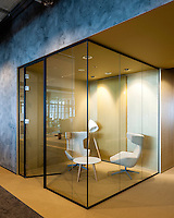 Nireda  Offices at De Roterdam Vertical City by Fokkema & Partners.