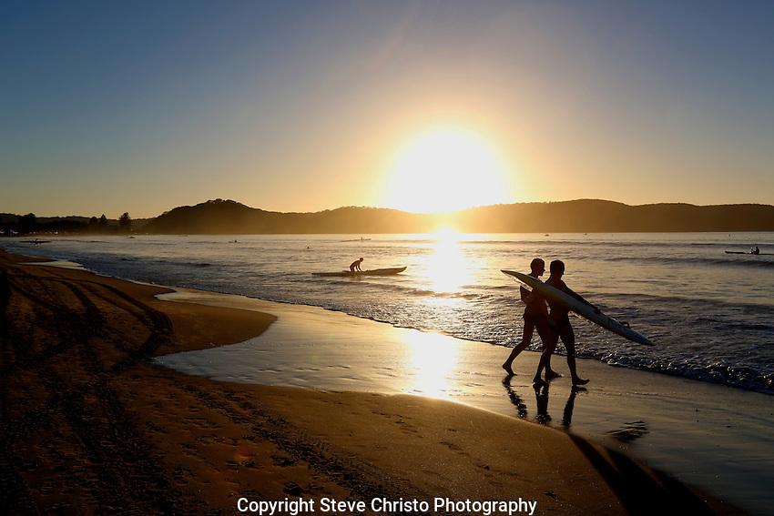 Maroubra Beach Sydney Surfing Sydney Surf Beaches Less Than
