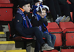 St Johnstone v Stenhousemuir&hellip;21.01.17  McDiarmid Park  Scottish Cup<br />A happy young saints fan<br />Picture by Graeme Hart.<br />Copyright Perthshire Picture Agency<br />Tel: 01738 623350  Mobile: 07990 594431