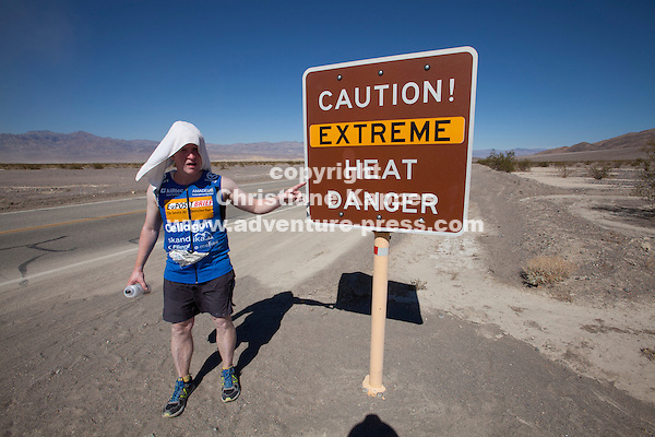 Badwater hottest footrace on earth