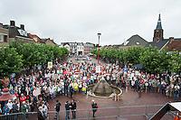 Schaliegas protest