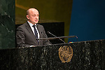 Poland<br /> <br /> General Assembly Seventy-first session, 33rd plenary meeting<br /> 1. Report of the International Court of Justice [item 70] (a) Report of the International Court of Justice (A/71/4) (b) Report of the Secretary-General (A/71/339) <br /> 2. Organization of work, adoption of the agenda and allocation of items: second report of the General Committee (A/71/250/Add.1) [item 7] <br /> 3. Programme planning: report of the Fifth Committee (A/71/545) [item 135]<br /> 4. Review of the efficiency of the administrative and financial functioning of the United Nations; Report on the activities of the Office of Internal Oversight Services: report of the Fifth Committee (A/71/548) [items 133 and 144]