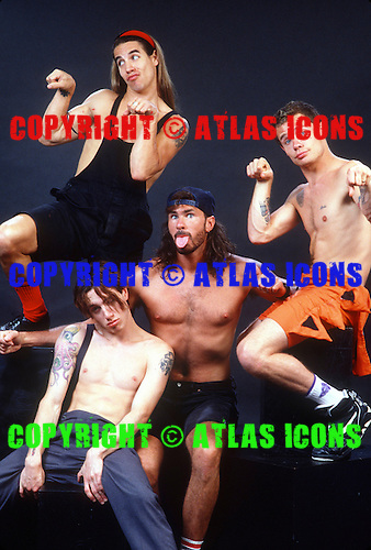 RED HOT CHILI PEPPERS 1990 WH