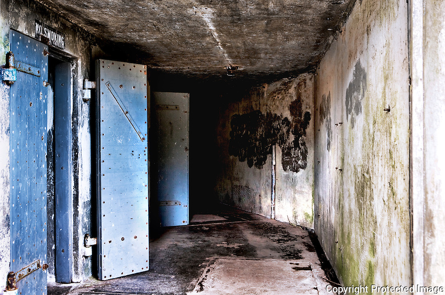 Bunker Fort Ebey State Park Whidbey Island Wa