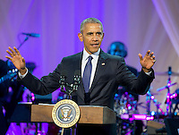 OCT 21 Obama Remarks at BETís ìLove and Happiness: A Musical Experienceî