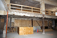 1995 May 23..Redevelopment...Tidewater Community College..TCC PROGRESS BEFORE.INTERIOR OF MARTIN BUILDING.1ST FLOOR LOOKING AT REAR FROM LEFT SIDE...NEG#.NRHA#..