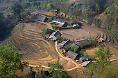 Village near Sapa, Northern Vietnam