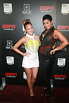Adrienne Bailon and Ravaughn Brown Attend NBA Champ Dwyane Wade Celebrates Book Launch with ESPN The Magazine: A Father First: How My Life Became Bigger Than Basketball at Jazz at Lincoln Center, NY   9/4/12