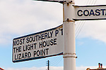 Most southerly point sign