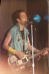 The Clash, Joe Strummer,