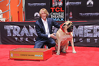 MAY 23 Michael Bay Hand And Footprint Ceremony - Los Angeles