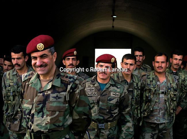 Jordanian Military Men