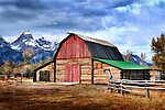 Barns &amp; Structures