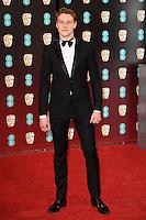 George McKay at the 2017 EE British Academy Film Awards (BAFTA) held at The Royal Albert Hall, London, UK. <br /> 12 February  2017<br /> Picture: Steve Vas/Featureflash/SilverHub 0208 004 5359 sales@silverhubmedia.com
