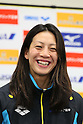 Aya Terakawa (JPN), APRIL 12, 2011 - Swimming : a press conference of announcement the members of Japan team for the 14th FINA World Championships Shanghai 2011 at Ajinomoto NTC, Tokyo, Japan. (Photo by YUTAKA/AFLO SPORT) [1040]