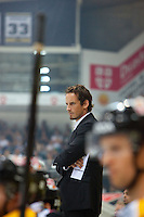 Switzerland 2013 Hockey Club Lugano. Patrick Fischer