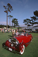 August 26th, 1984. 1939 Rolls-Royce PIII Labourdette Cabriolet