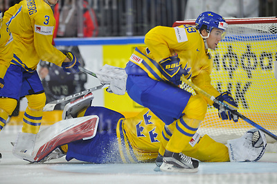 Friday, 5 May, 2017,Lanxess Arena , Cologne/GER<br /> IIHF World Hockey Championship 2017<br /> SWE  vs  RUS<br /> Sweden lost after shootout vs Russia,