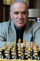 ROME, ITALY - MARCH 20: Garry Kasparov poses for an exclusive portrait at Hotel Excelsior on March 20 2016 in Rome, Italy. <br /> *Not for sale in Italy, Sweden, Norway*<br /> CAP/MSX<br /> &copy;MSX/Capital Pictures /MediaPunch ***NORTH AND SOUTH AMERICAS ONLY*** ***HIGHER RATES APPLY***