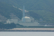 FUGEN  REACTOR, JAPAN. 030702..PIC &copy; JEREMY SUTTON-HIBBERT/GREENPEACE 2002..*****ALL RIGHTS RESERVED. RIGHTS FOR ONWARD TRANSMISSION OF ANY IMAGE OR FILE IS NOT GRANTED OR IMPLIED. CHANGING COPYRIGHT INFORMATION IS ILLEGAL AS SPECIFIED IN THE COPYRIGHT, DESIGN AND PATENTS ACT 1988. THE ARTIST HAS ASSERTED HIS MORAL RIGHTS. *******