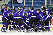 - The visiting Minnesota State University-Mankato Mavericks defeated the University of Massachusetts-Lowell River Hawks 3-2 on Saturday, November 27, 2010, at Tsongas Arena in Lowell, Massachusetts.