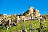 The ancient Uratian iron age fortress of Van, Van, Turkey 4