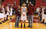 ULM Basketball Senior Day