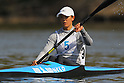 Asumi Omura, .MARCH 29, 2012 - Canoeing : 2012 International Canoeing Competitions Selection Trial & The 22th Fuchuko Canoe Regatta, Women's Kayak Single 200m at Lake Fuchu, Kagawa Japan. (Photo by Akihiro Sugimoto/AFLO SPORT)