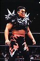 Kensuke Sasaki, AUGUST 5, 1994 - Pro-Wrestling :  Kensuke Sasaki is senn during the New Japan Pro Wrestling event in Japan. (Photo by Yukio Hiraku/AFLO)