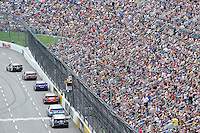30 March - 1 April, 2012, Martinsville, Virginia USA.fans, crowd, field, atmosphere.(c)2012, Scott LePage.LAT Photo USA