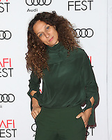 Hollywood, CA - NOVEMBER 15: Houda Benyamina, At Audi Celebrates La La Land At AFI Fest 2016 Presented By Audi At The TCL Chinese Theatre, California on November 15, 2016. Credit: Faye Sadou/MediaPunch